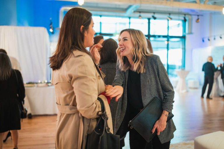 Sneak Peek: Community, Clients Mix and Mingle at New RSIR Bellevue Office